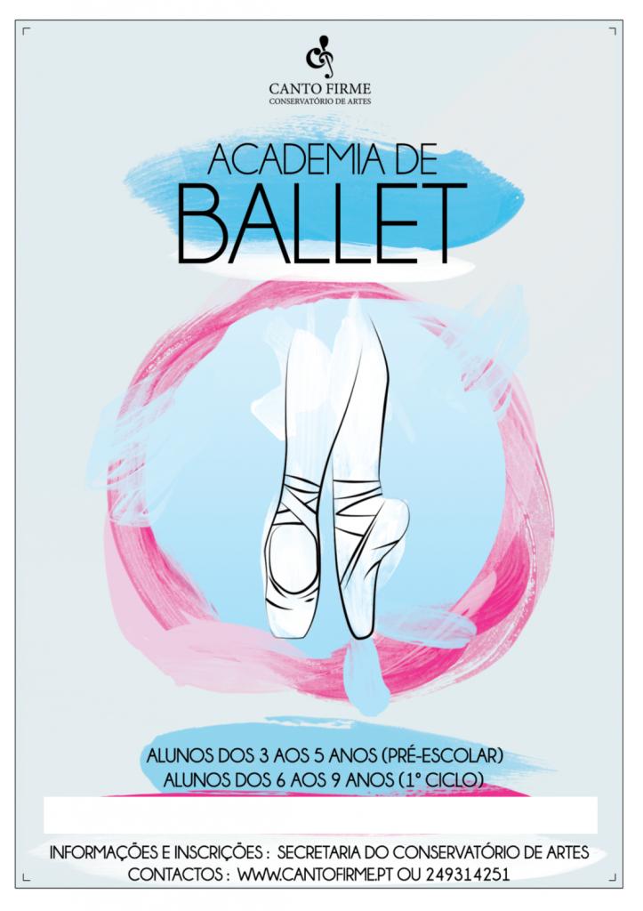 cartaz ballet jornal