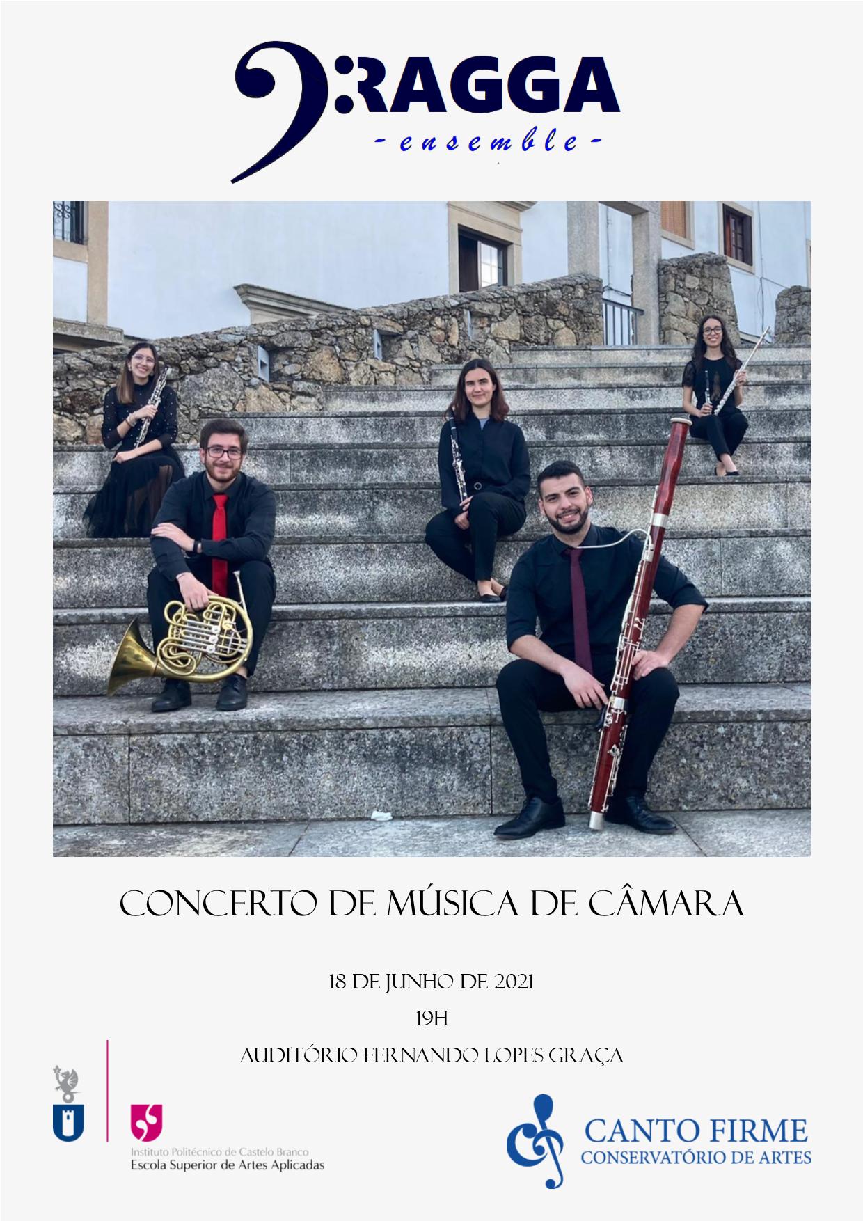 Cartaz Concerto Tomar 18 junho 2021